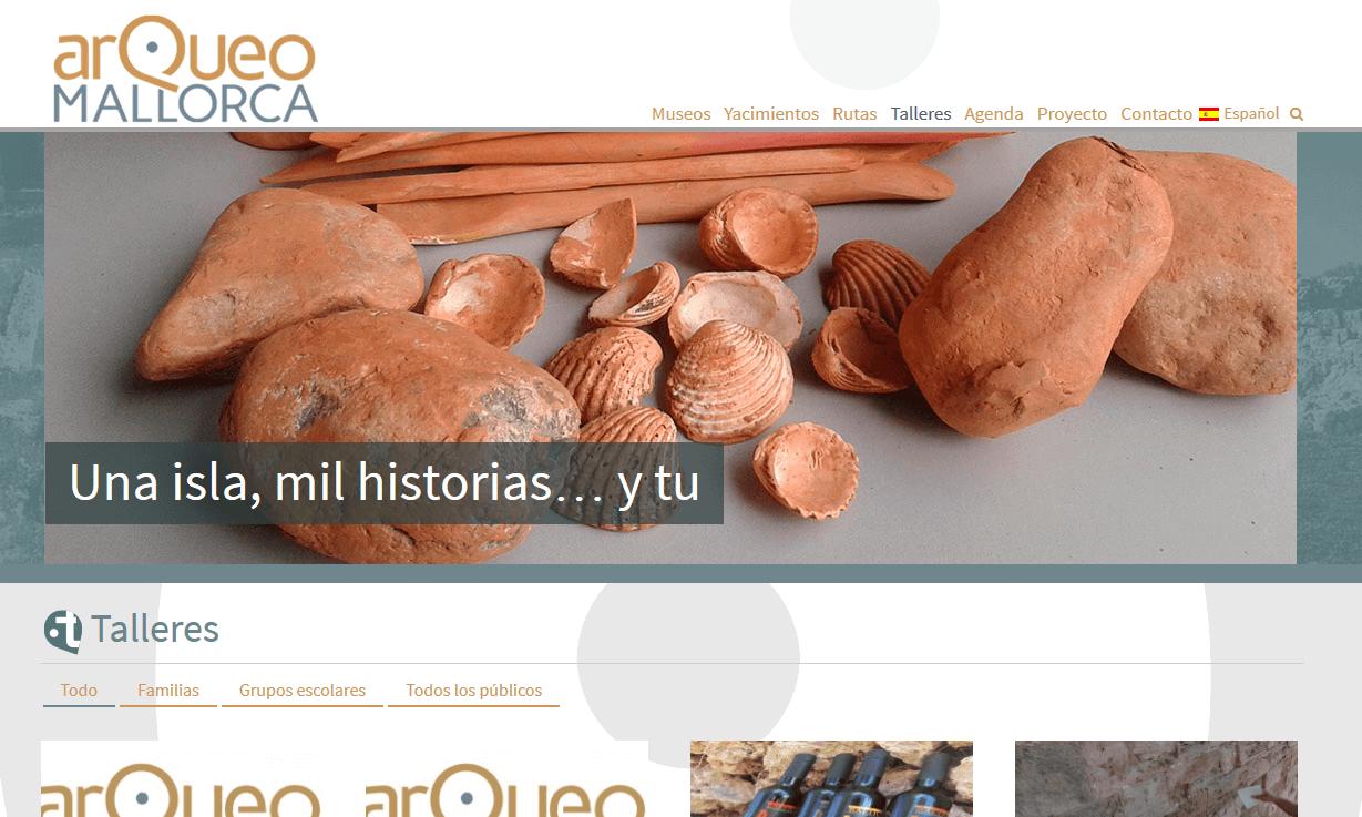 Arqueomallorca, identidad verbal y atributos de marca